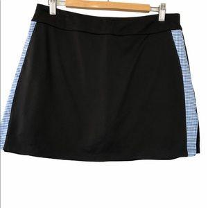 IZOD PerformX Cool FX Golf Skirt, Size M